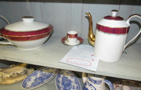 service porcelaine de Limoges