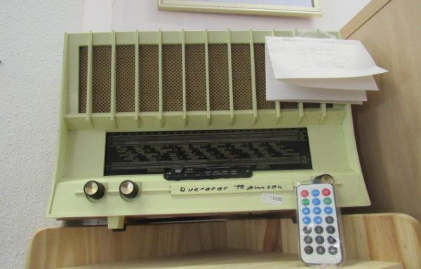 radio ancienne améliorée